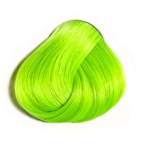 Coloration Cheveux Vert Fluorescent Lime - Directions | Color-Mania