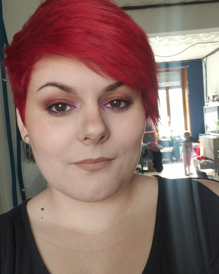 Coloration Cheveux Rouge Rock'n'Roll Red - Manic Panic photo review