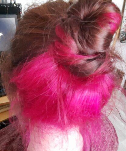 Coloration Cheveux Aubergine – Stargazer photo review